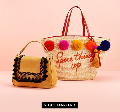 swish! shop tassels.
