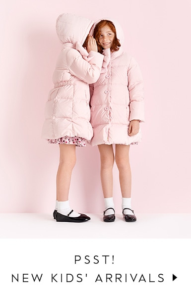 psst! new kids' arrivals.