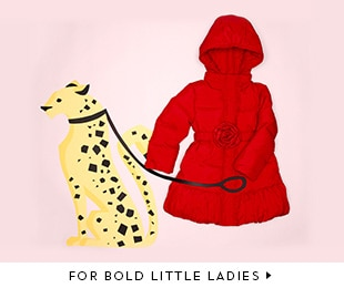 for bold little ladies.