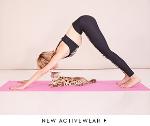 new activewear.